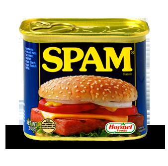 spam political websites